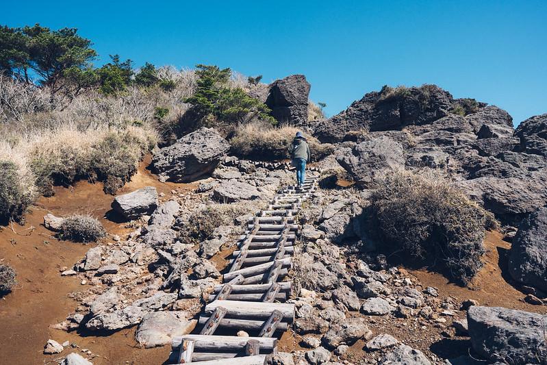 大浪池|九州 霧島