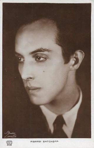 Pierre Batcheff, JRPR, Studio Lorelle