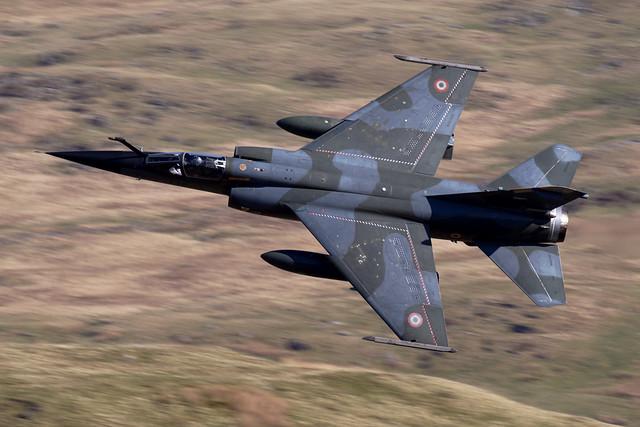 654-118-CL Mirage F1CR