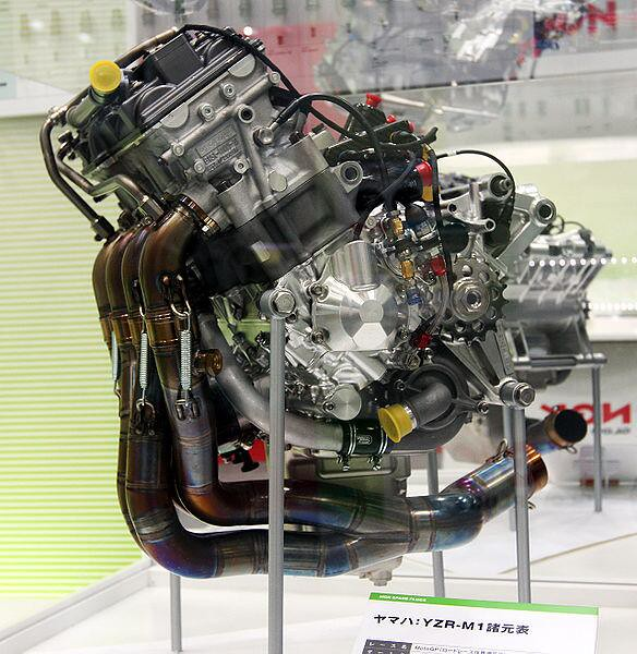 MotoGP Engine YZR-M1