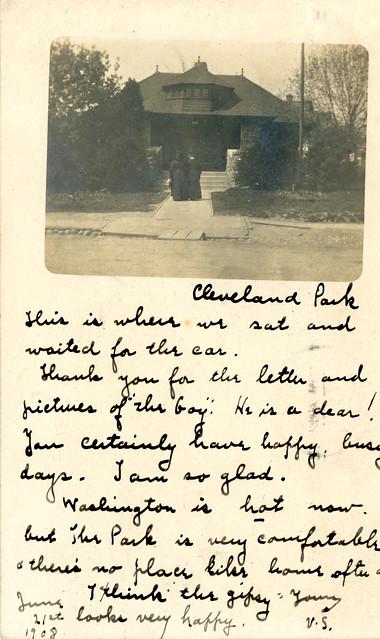 Cleveland Park Lodge