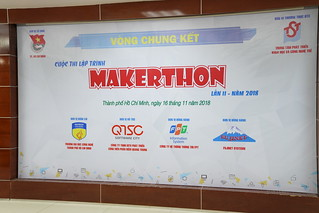 Cuộc thi lập trình Makerthon lần 2 năm 2018