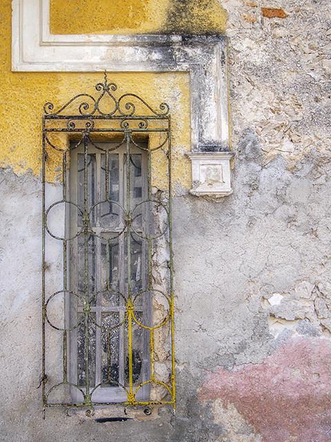 Wall in Merida