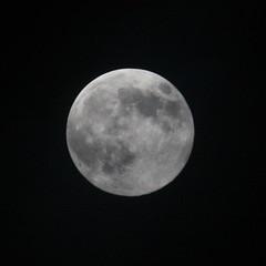 Full Moon April 2020
