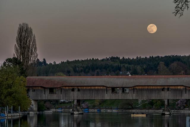 Moonrise Büren a.A.