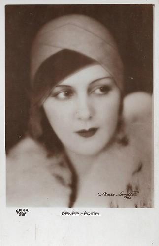 Renée Héribel