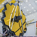 James Webb Space Telescope Assembled Observatory Full Mirror Deployment Test
