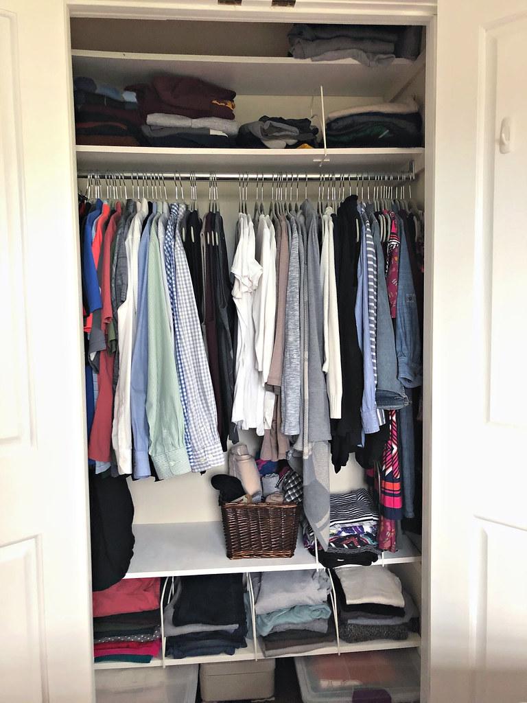 our master closet