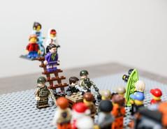 Lego Inspiration a la Trudeau