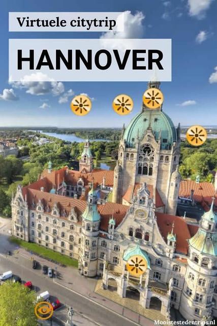 Virtuele citytrip Hannover | Maak een virtuele citytrip Hannovera