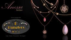 KUNGLERS - Anessa necklace - Vendor