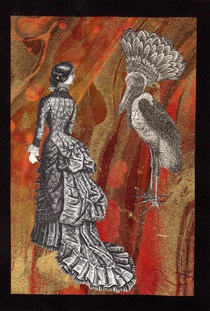 Descending Mavis - A Dream Book - 724