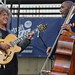 Two Jazz Icons performing at Detroit Jazz Festival:  Pat Metheny and Ron Carter.