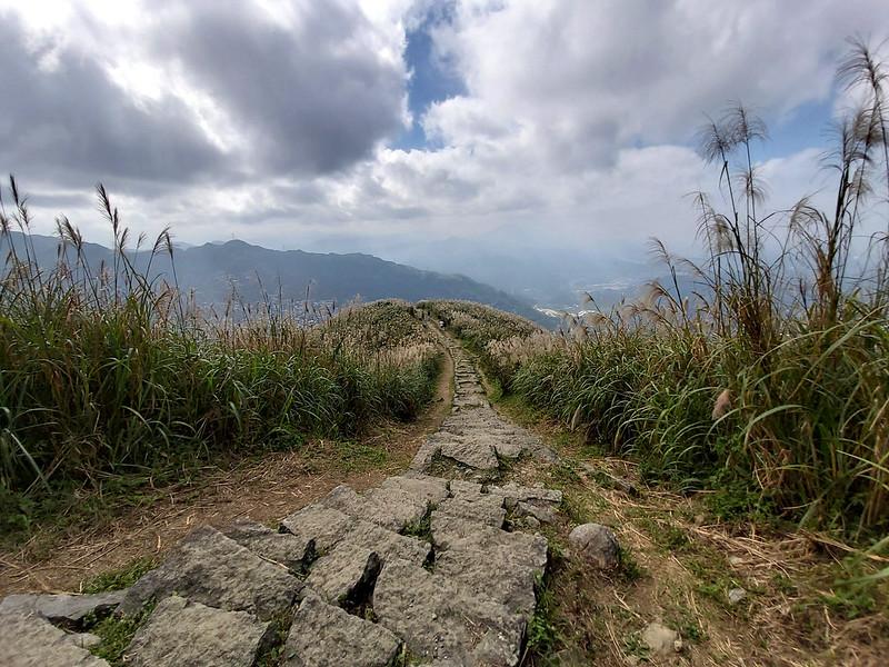 07 Take the same trail back to Jiufeng