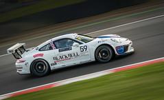 Porsche Carrera Cup @ Brands Hatch