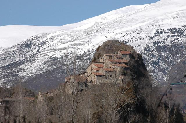 La Roca de Pelancà (Ripollès) CATALUNYA