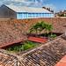 Colonial Homes Tour,Cafe de Arte, Granada Nicaragua (C67_3522-LR)