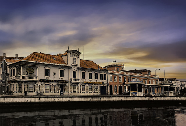 Aveiro - The Channels