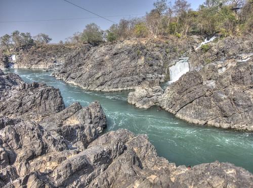 Mekong River, Liphi Waterfalls, Don Khon IMG_6648_49_50_Enhancer