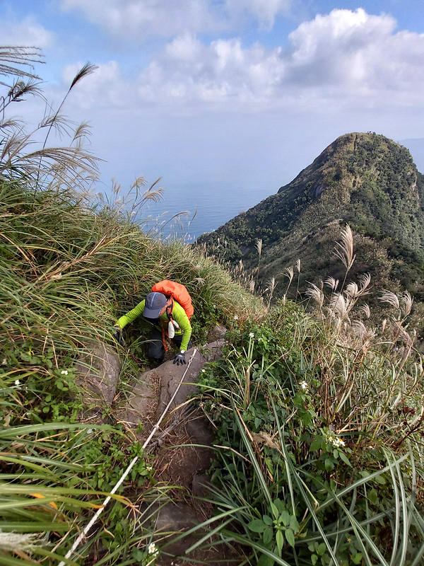 10 Be careful when climbing here