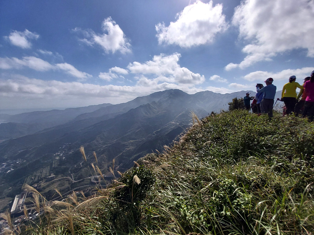 19 Amazing view on Mt. Keelung East Peak