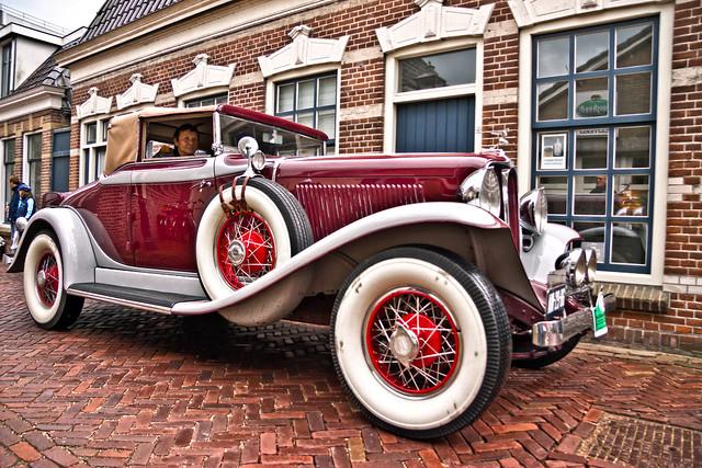 Auburn 8-98A Cabriolet 1931 (3777)