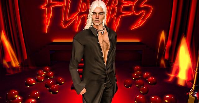 Flames - Client Work - Delukas