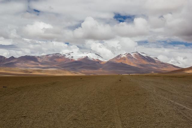 Desierto Dalí, Bolivia