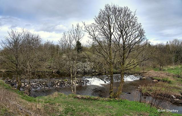 Black Cart Water Johnstone Scotland