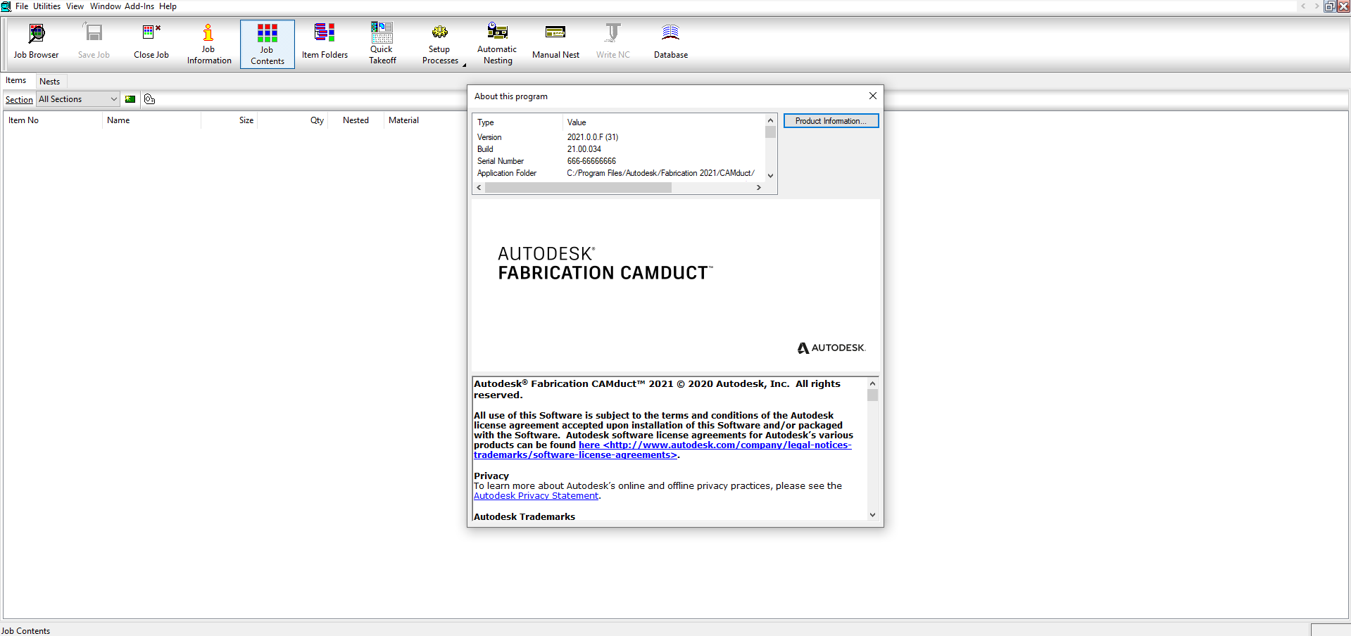 Working with Autodesk Fabrication CAMduct 2021 x64 full