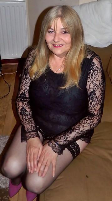 Glamorous Lacey Lady