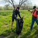 Volunteer clean up project