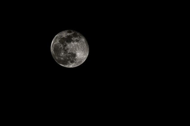 Luna de cuarentena