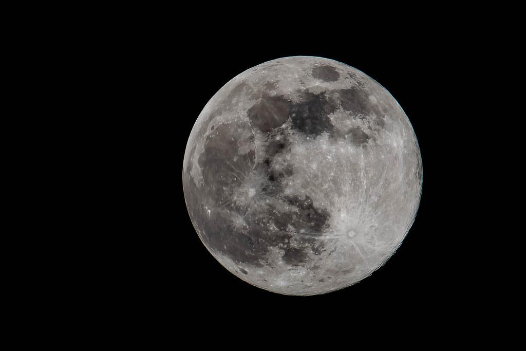 Luna 7 de Abril de 2020