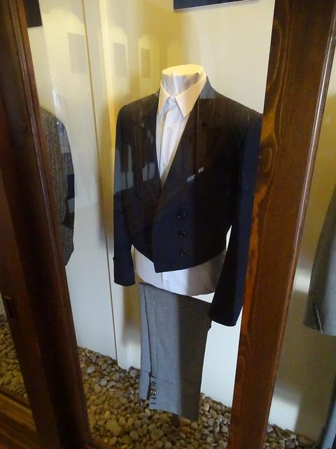vestido de jinete Sala del Traje Museo del Enganche Jerez de la Frontera Cadiz 24