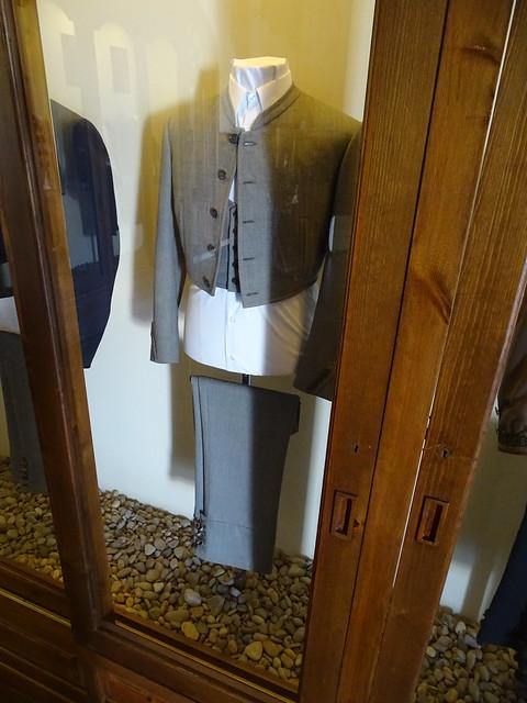 vestido de jinete Sala del Traje Museo del Enganche Jerez de la Frontera Cadiz 23