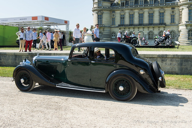 Bentley 4¼-Litre Standard Saloon - 1938
