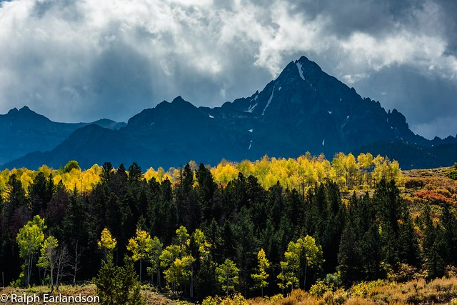 Mountain's Blue Majesty