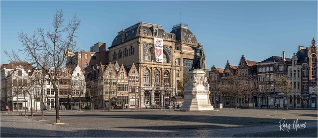 9 April 2020 Update From A Locked Down Ghent