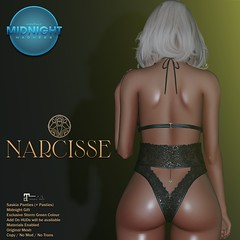 -Narcisse- Monthly Midnight Madness - Midnight Gift