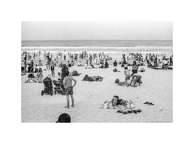 summer at Manly beach, Sydney, January 2020  #103