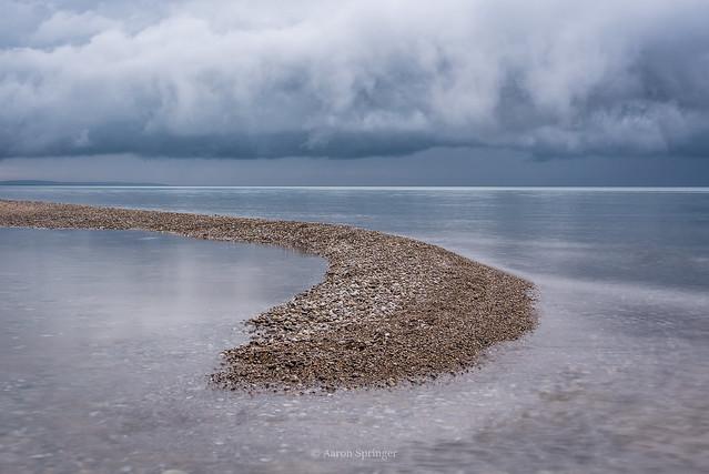 Roll Ashore, Good Harbor Bay