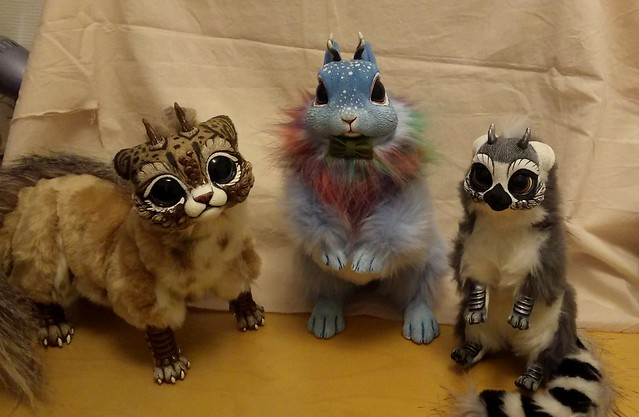 Art dolls & Custom Toys (Lilico, Oso Polar, etc) - Page 31 49751773998_4c254b981f_z