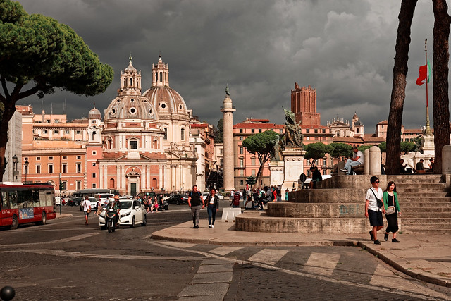 Roma / Da Piazze di San Marco di Venezia
