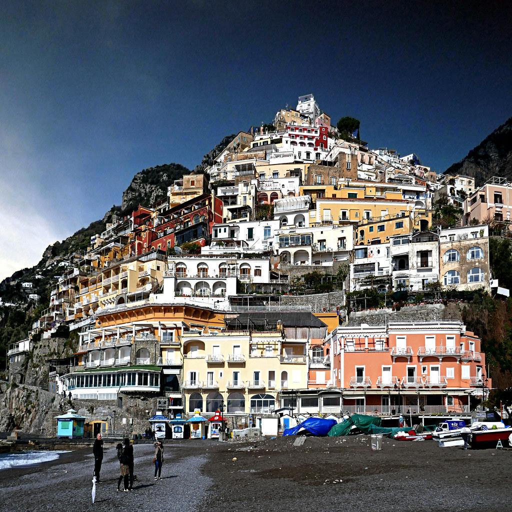 Positano, Campania, Italia