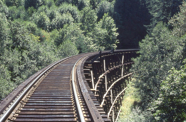 Trestle rails, 1996