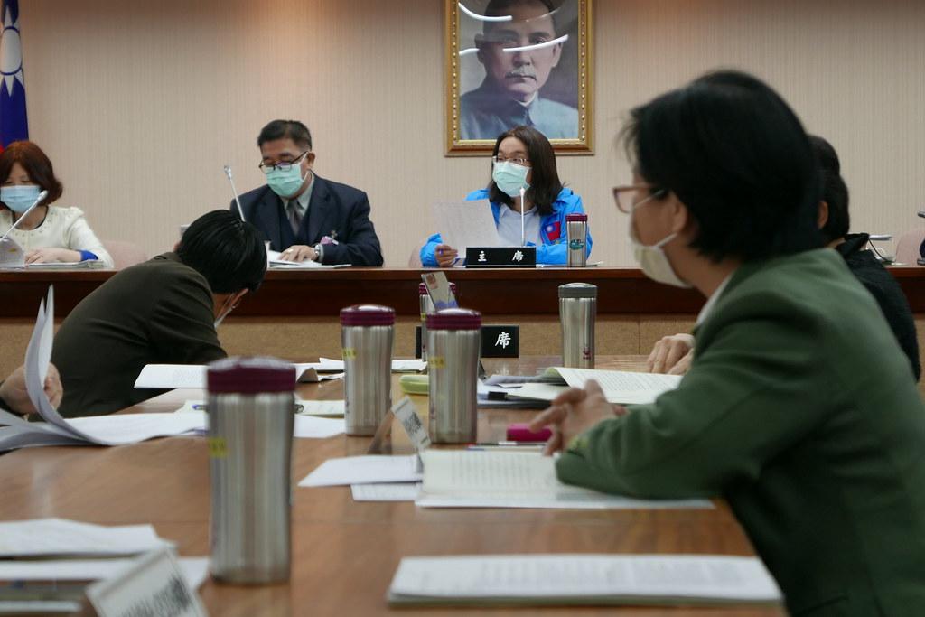 立法院內政委員會9日繼續審查國土計畫法修正。鄒敏惠攝。