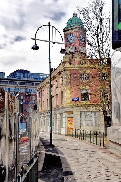 Quite Broad Street, Birmingham