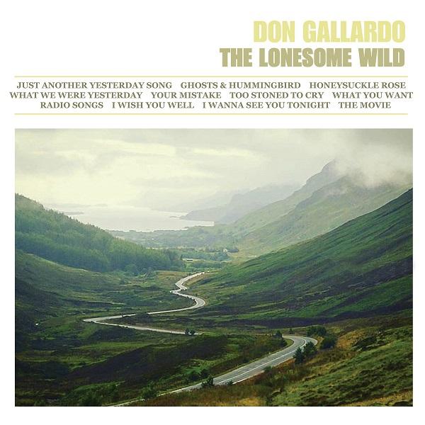 Don Gallardo - The Lonesome Wild