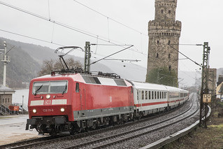 D DB 120111-0 Oberwesel 01-02-2020